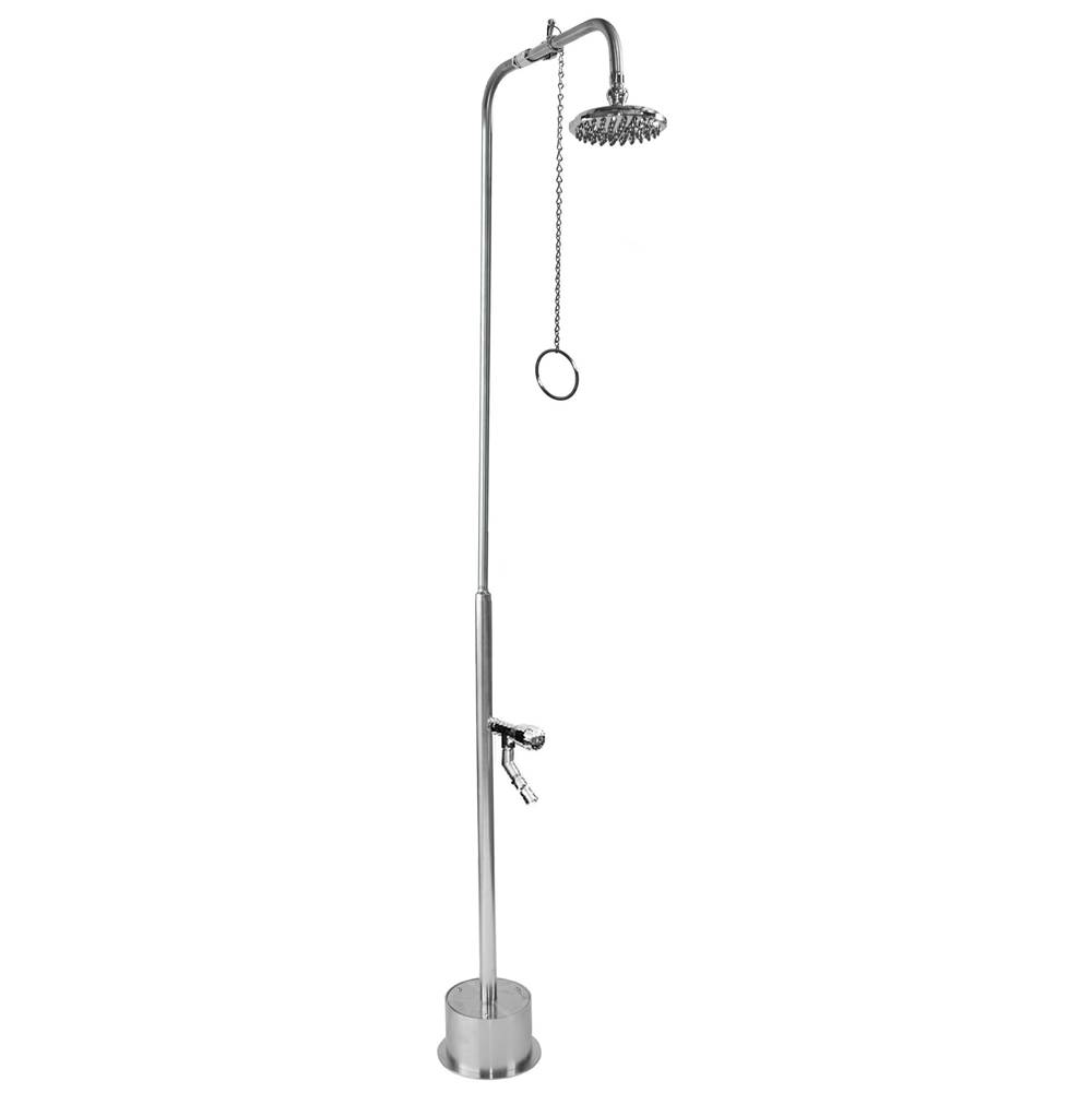 Outdoor Shower  Shower Systems item BS-1200-PCV-ADA