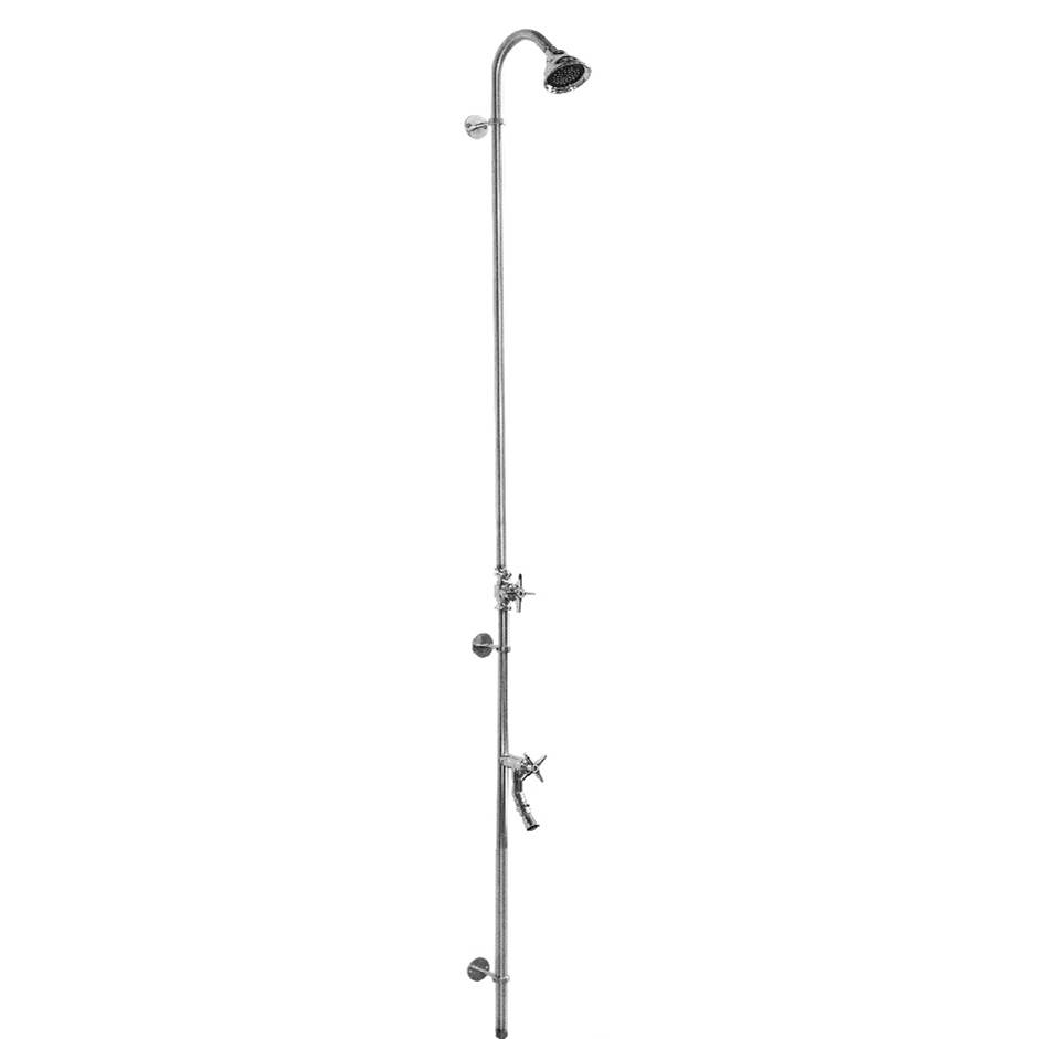 Outdoor Shower  Shower Systems item PM-600-CHV