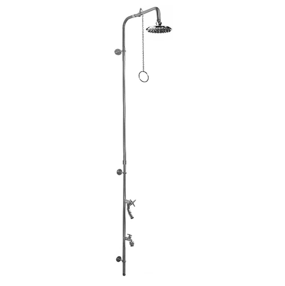Outdoor Shower  Shower Systems item PM-750-PCV-ADA