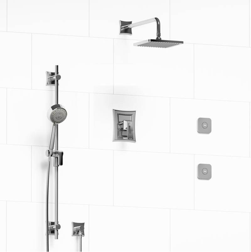 Riobel Complete Systems Shower Systems item KIT#3545EFC
