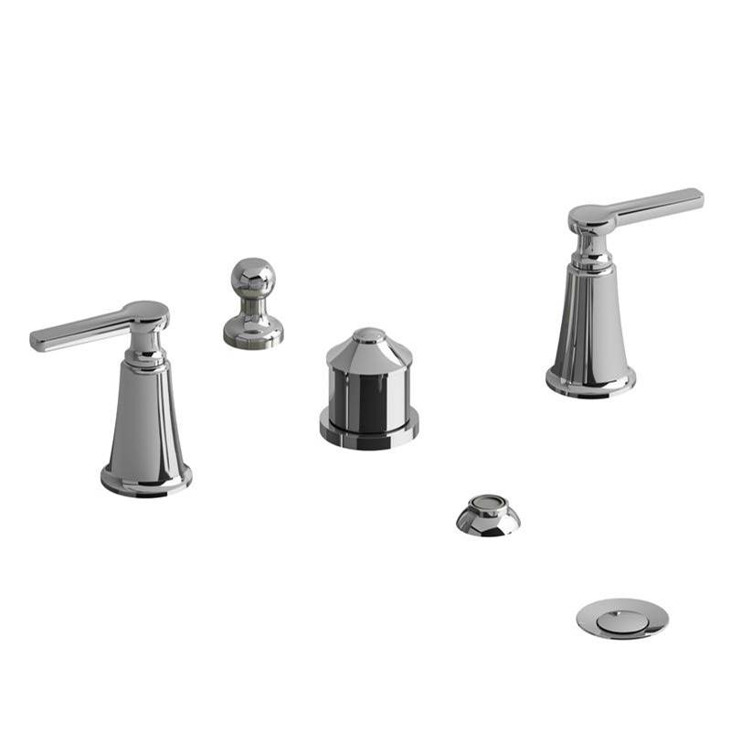 Riobel  Bidet Faucets item MMRD09JC