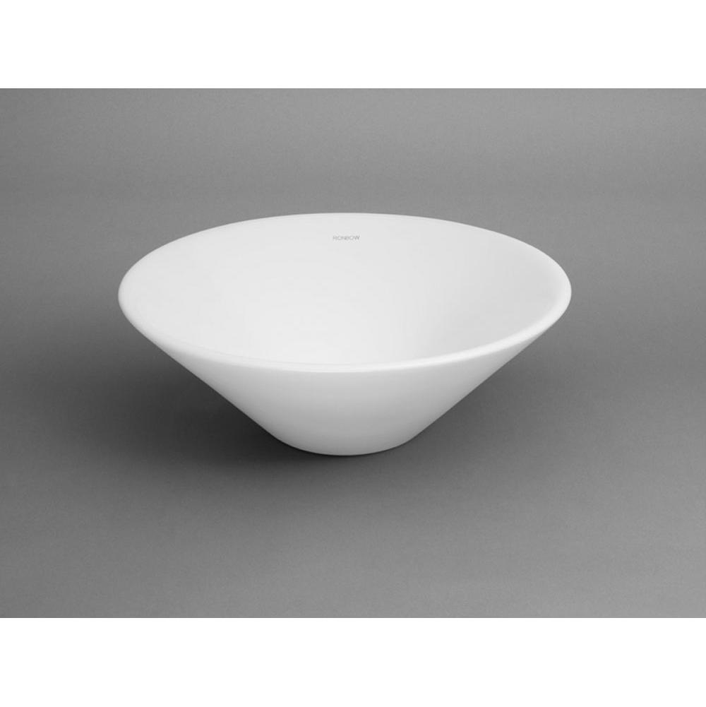 Ronbow Vessel Bathroom Sinks item 200006-WH