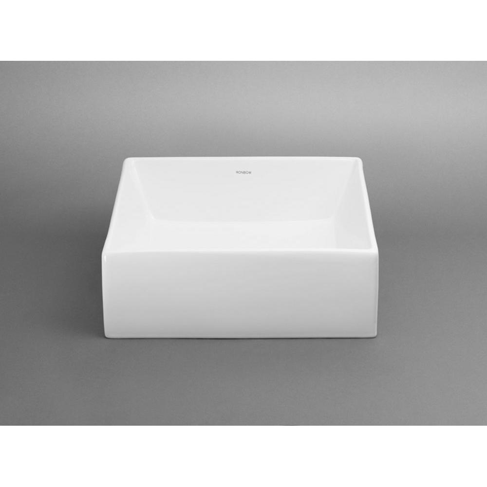 Ronbow Vessel Bathroom Sinks item 200033-WH