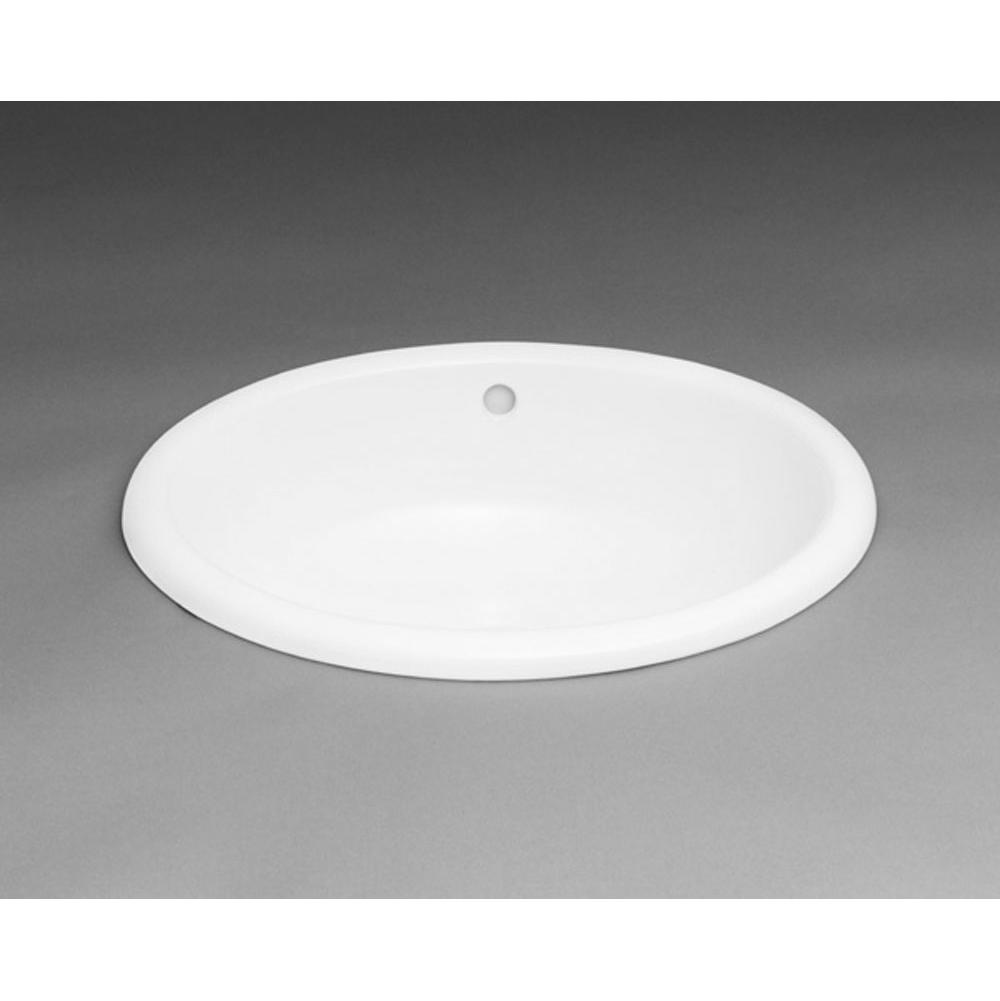 Ronbow Drop In Bathroom Sinks item 200392-WH