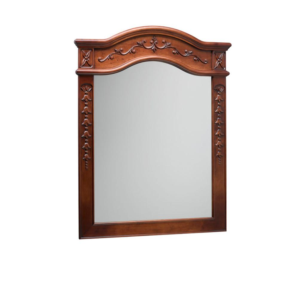 Bathroom Mirrors Wood | The Water Closet - Etobicoke-Kitchener ...