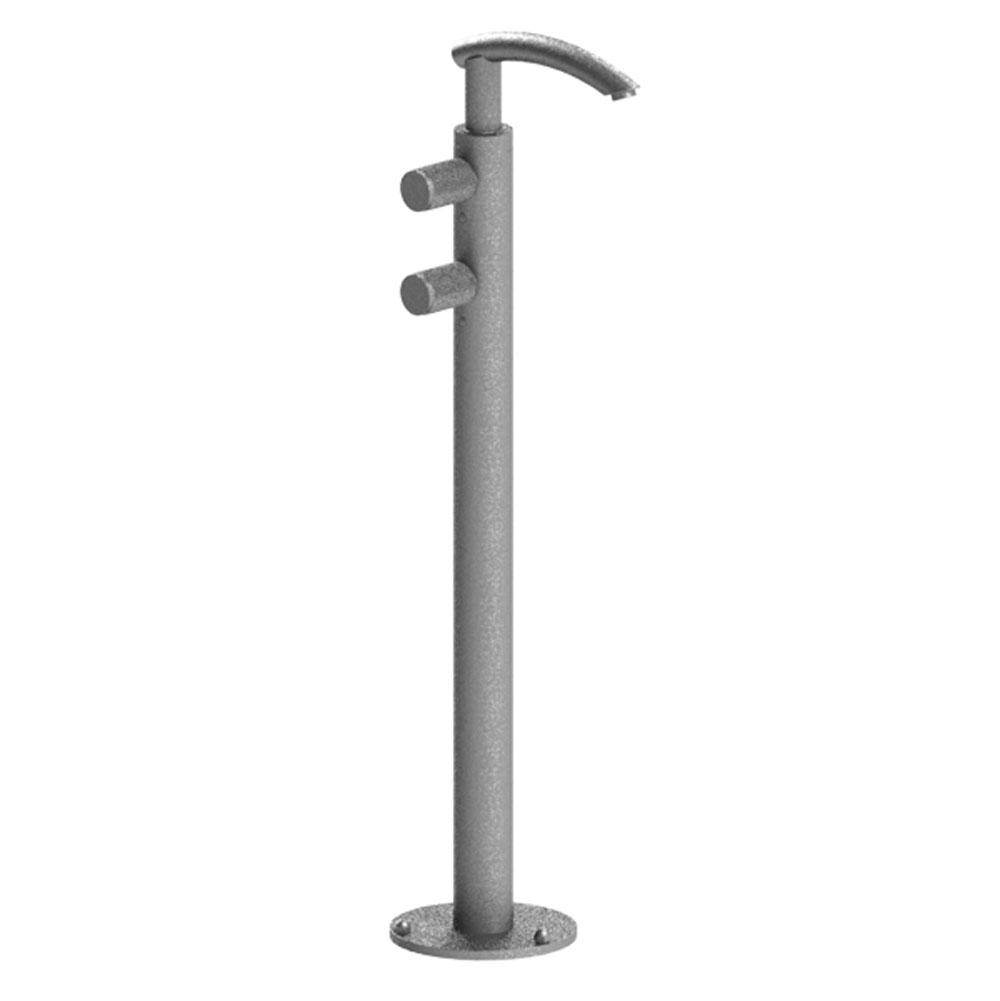 Rubinet Canada Floor Mount Tub Fillers item 3FHOROBOB