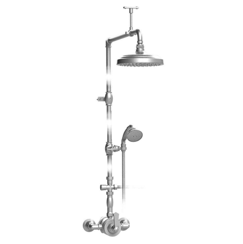 Rubinet Canada  Tub And Shower Faucets item 4WHXLBBBB