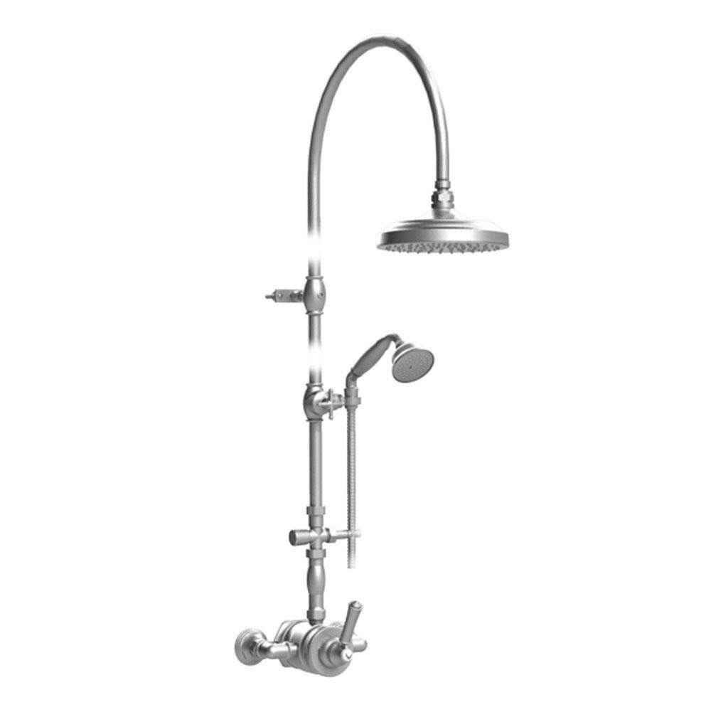 Rubinet Canada  Tub And Shower Faucets item 4WRVLCHMB