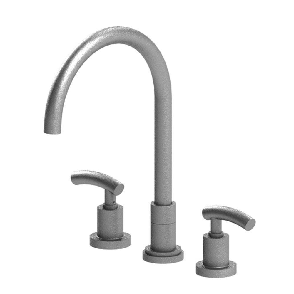 Rubinet Canada Deck Mount Kitchen Faucets item 8AHOLBBBB