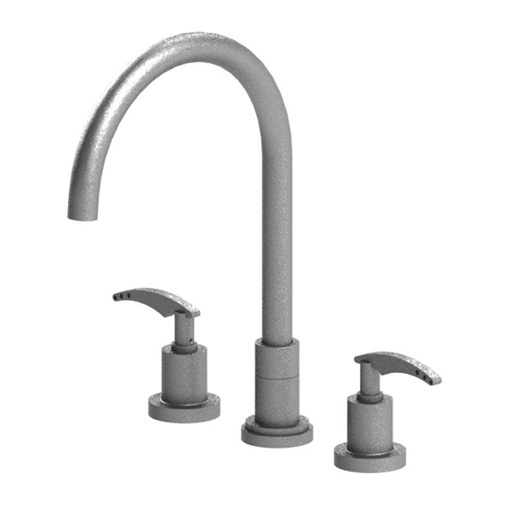 Rubinet Canada Deck Mount Kitchen Faucets item 8ALALSNSN