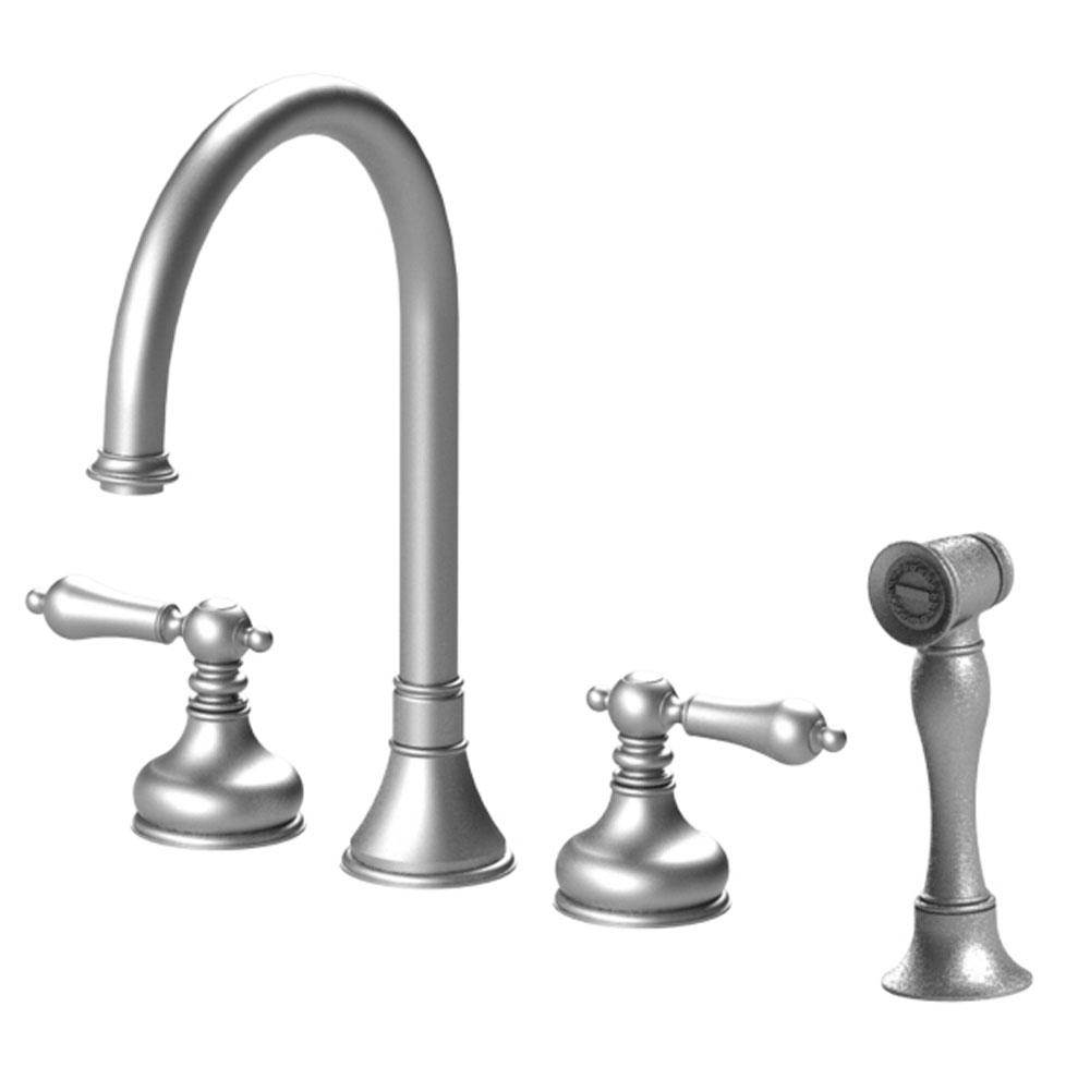 Rubinet Canada Deck Mount Kitchen Faucets item 8BRMLSNWH