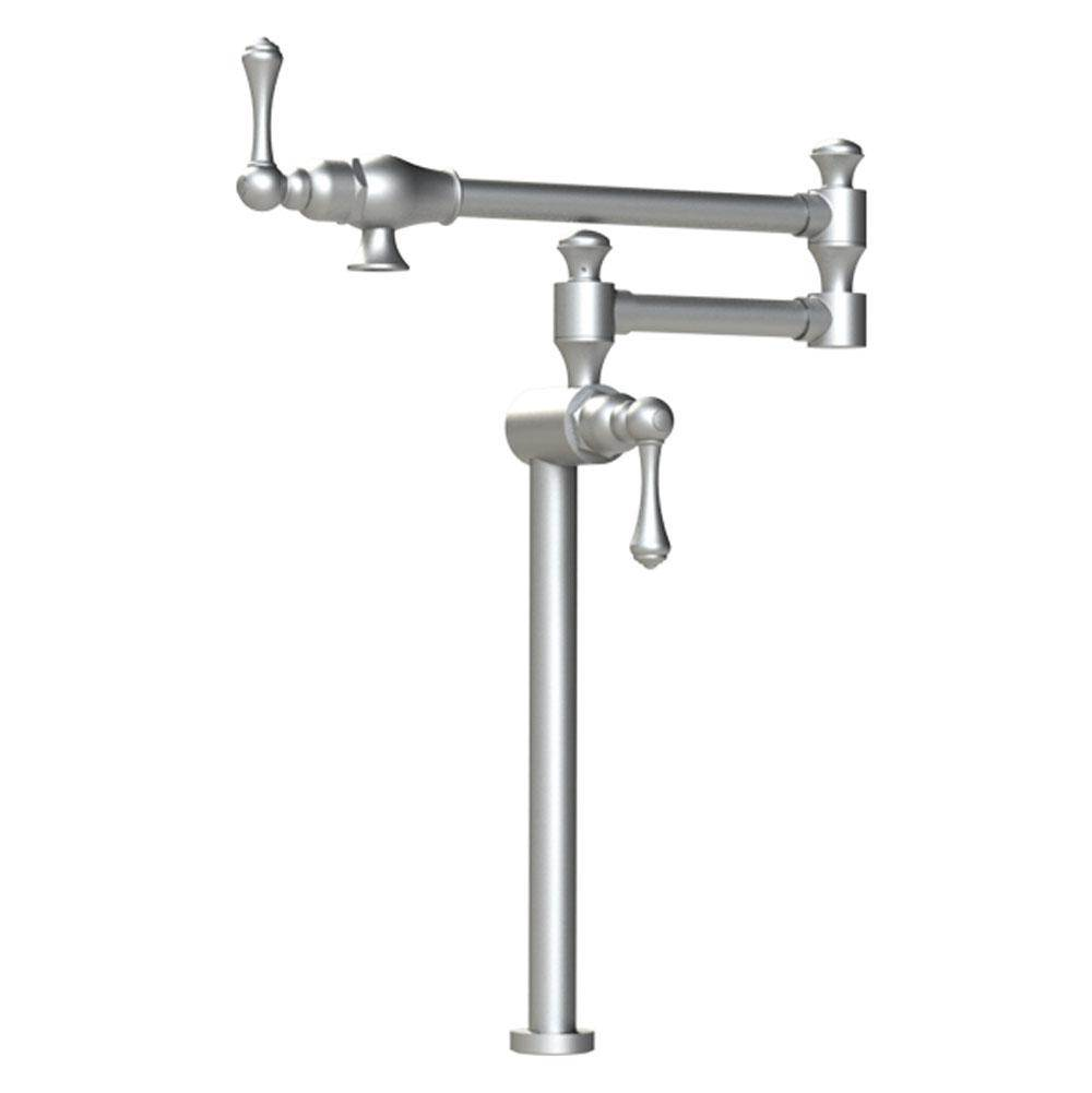 Rubinet Canada Deck Mount Pot Filler Faucets item 8HFMLPNPN