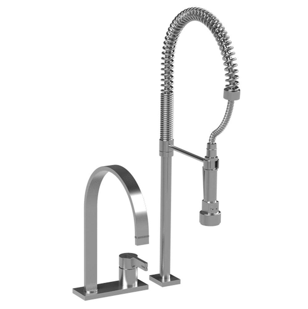 Rubinet Canada Deck Mount Kitchen Faucets item 8IRTLSNSN