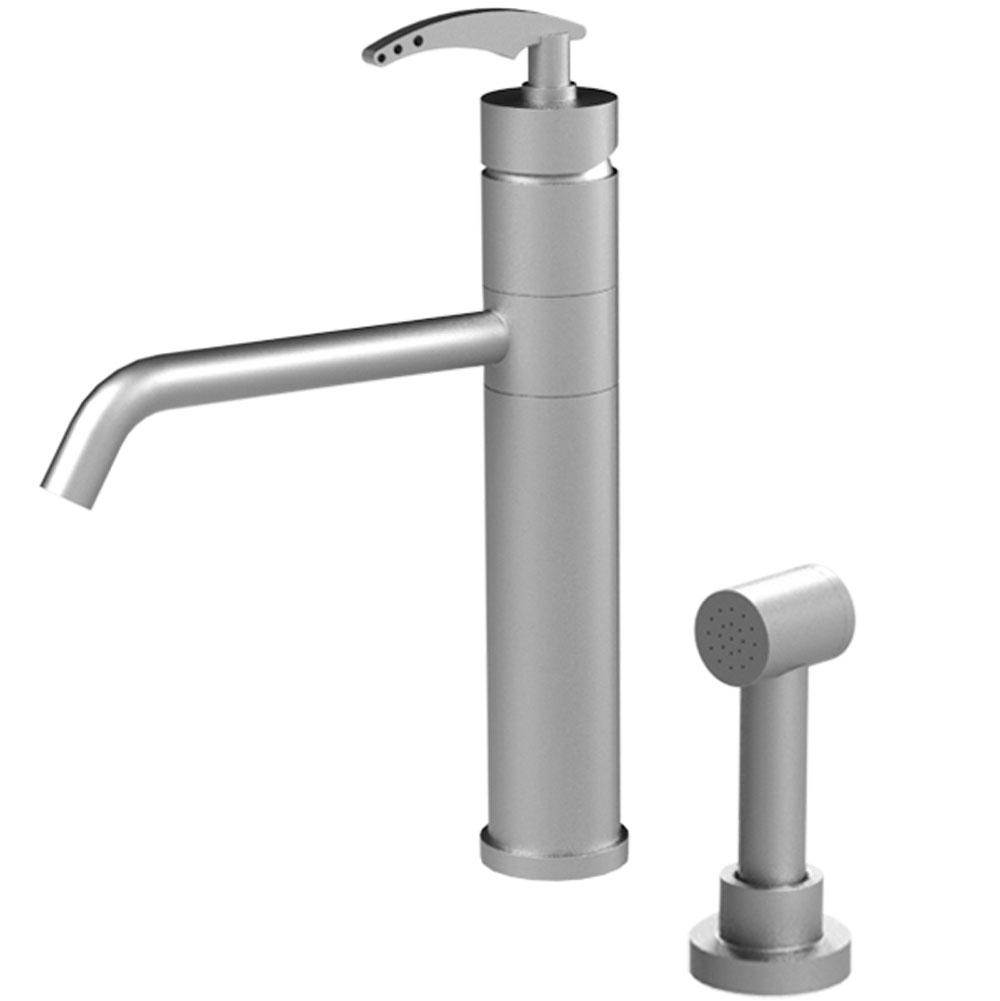 Rubinet Canada Single Hole Kitchen Faucets item 8LLALPNPN