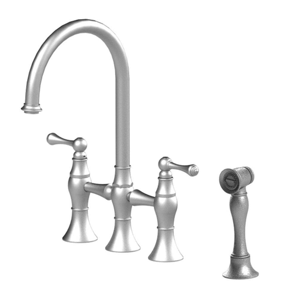 Rubinet Canada Bridge Kitchen Faucets item 8UFMLTBTB