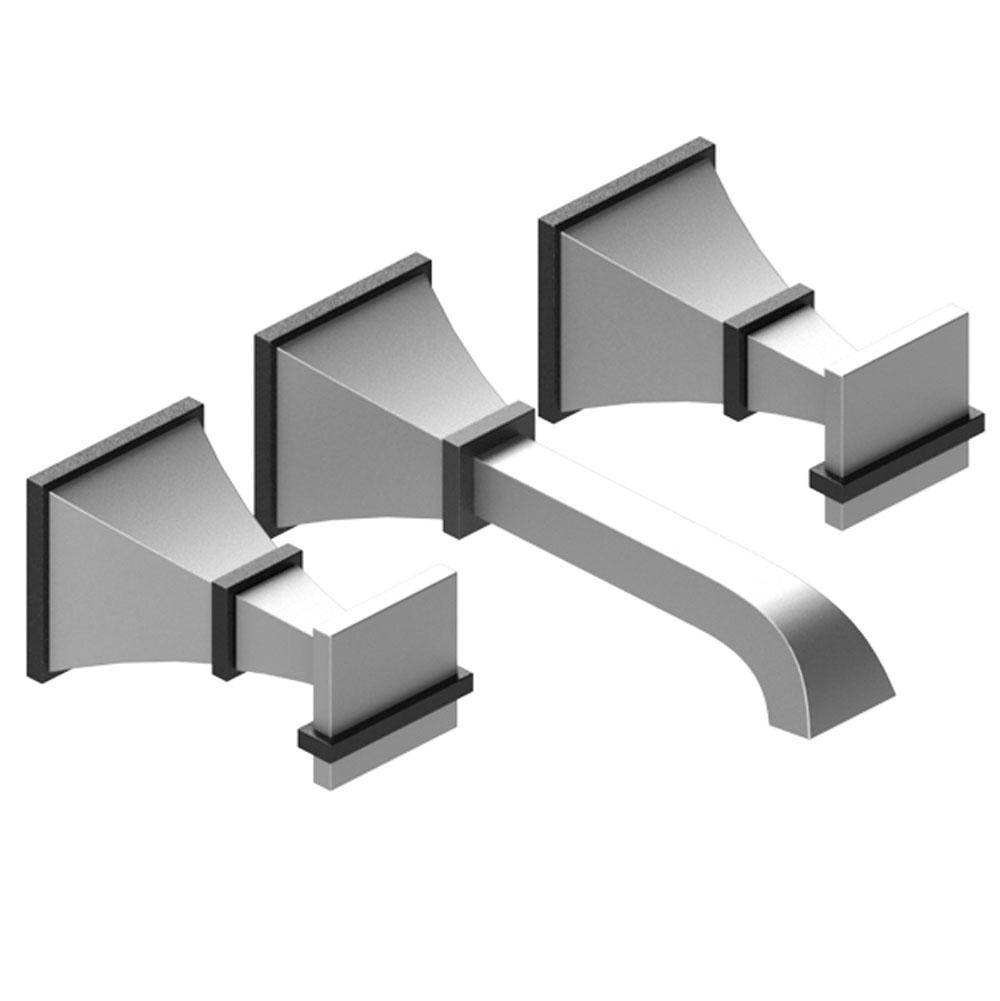 Rubinet Canada Wall Mounted Bathroom Sink Faucets item T1GMQ1MBRD