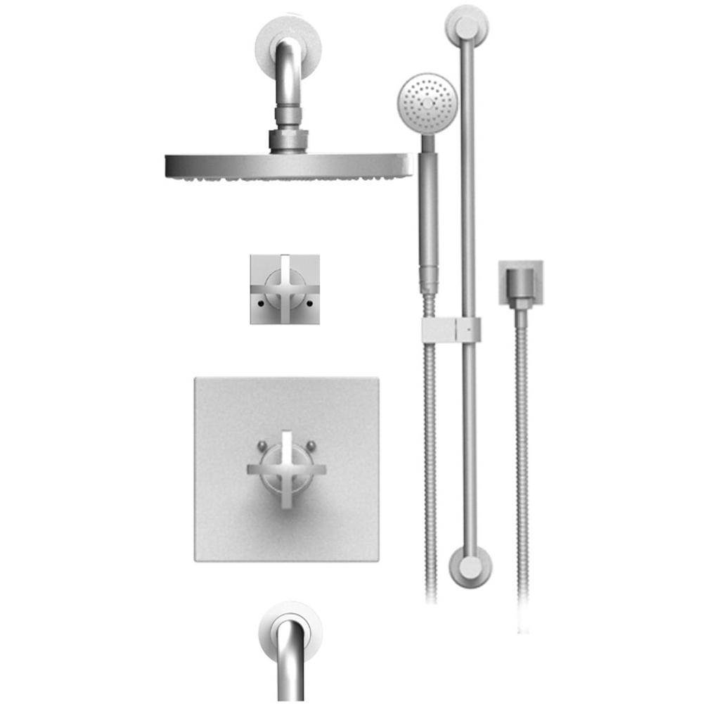 Rubinet Canada Complete Systems Shower Systems item T24LACCHCH