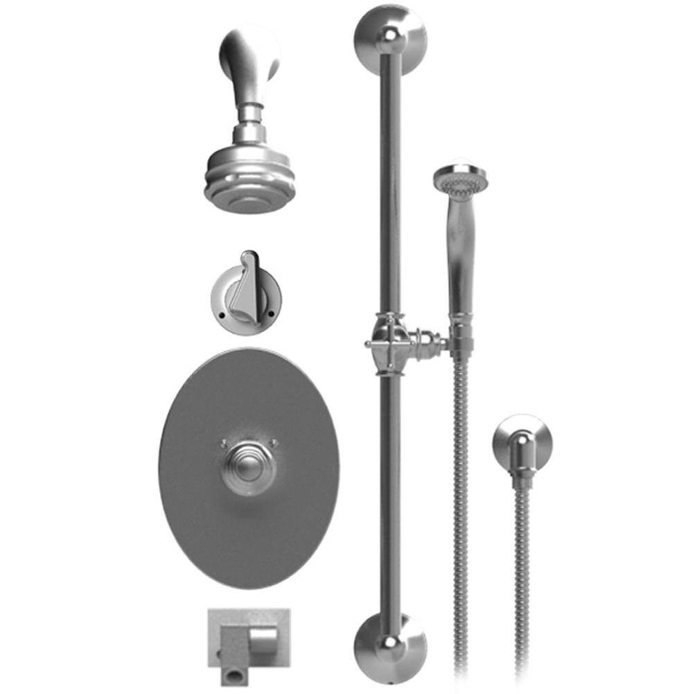 Rubinet Canada Complete Systems Shower Systems item T26JSSGDGD