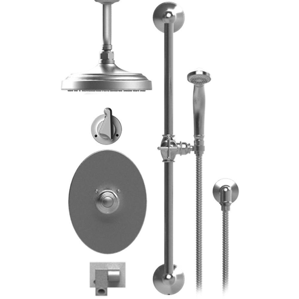 Rubinet Canada Complete Systems Shower Systems item T28JSSSNSN