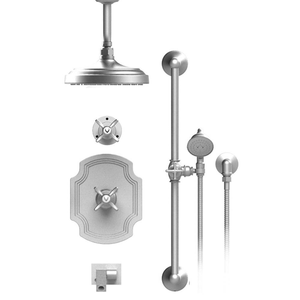 Rubinet Canada Complete Systems Shower Systems item T28RVCGDGD