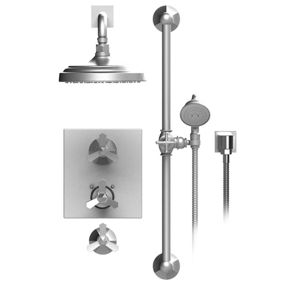 Rubinet Canada Complete Systems Shower Systems item T41HXCGDGD