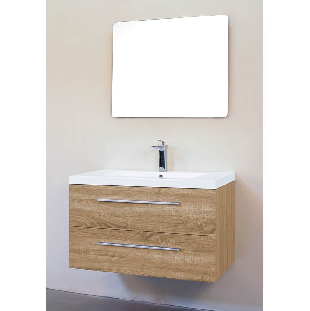 Tidal Bath Canada Vanity Combos With Mirrors Vanity Sets item A-364