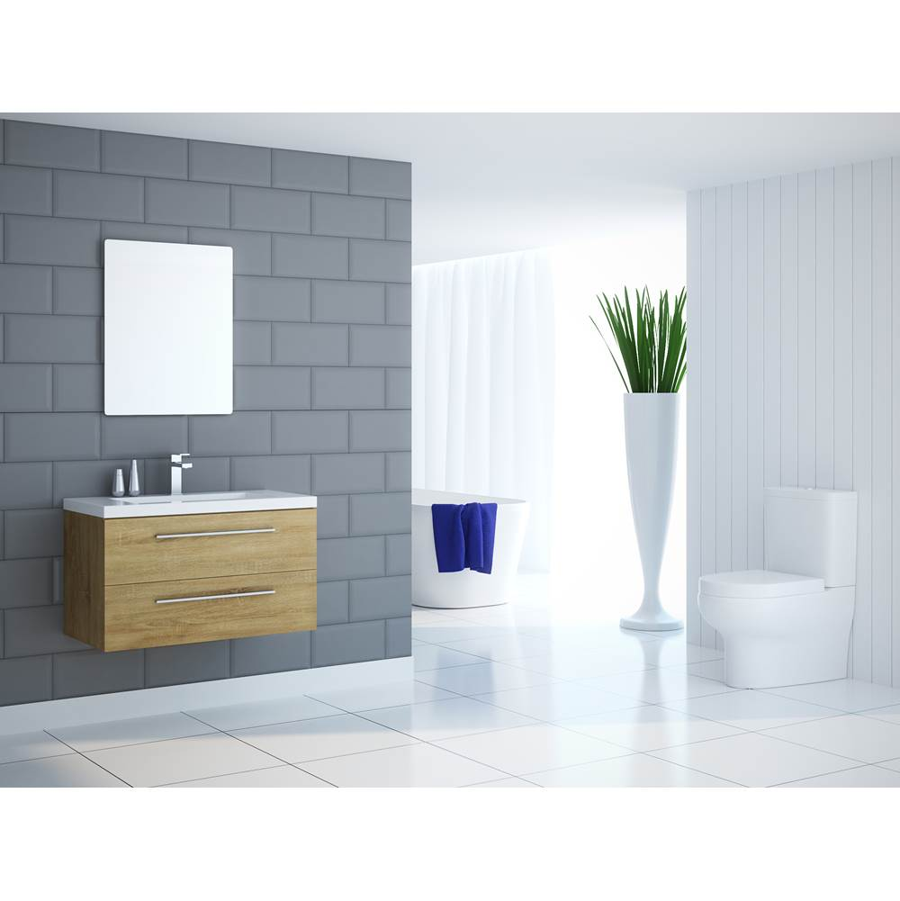 Tidal Bath Canada Vanity Combos With Mirrors Vanity Sets item A-367