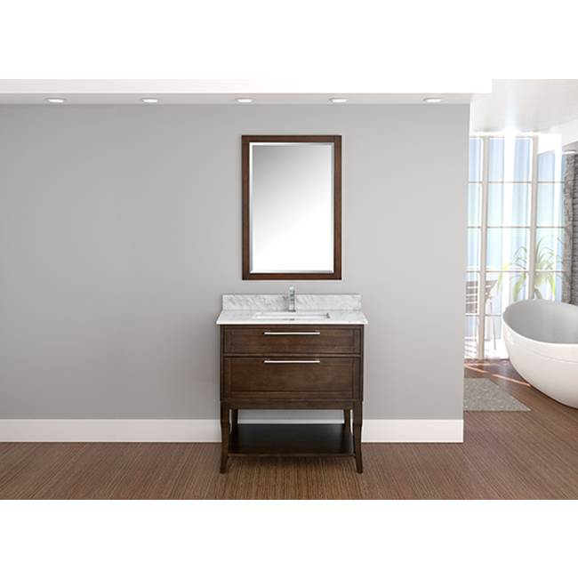 Tidal Bath Canada Vanity Combos With Countertops Vanity Sets item AMRC-319100-AW