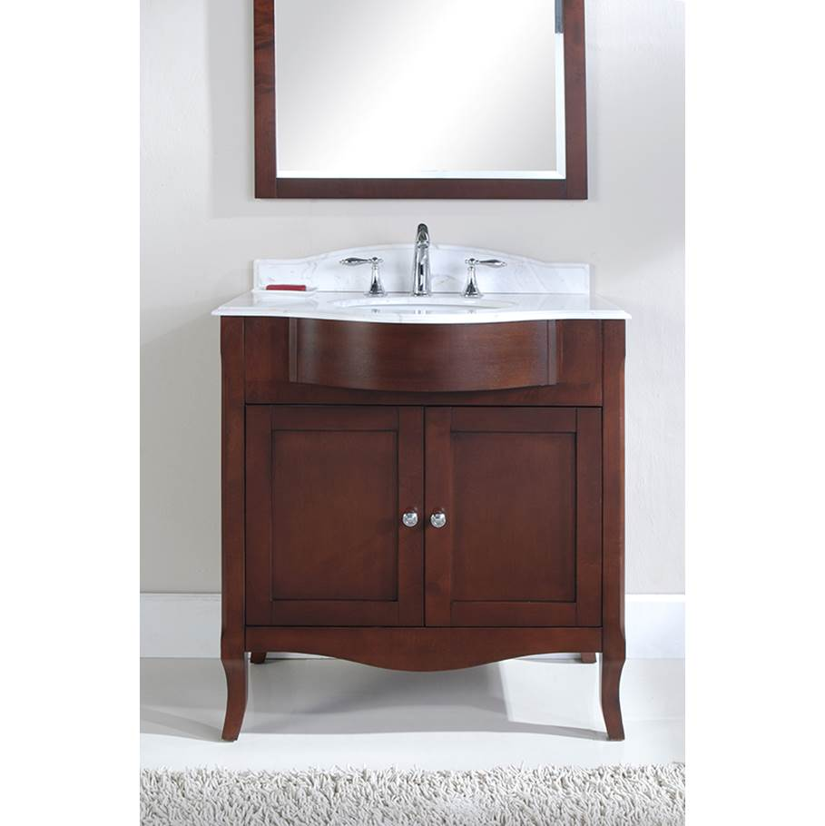 Tidal Bath Canada Vanity Combos With Countertops Vanity Sets item BELC-326000-AW