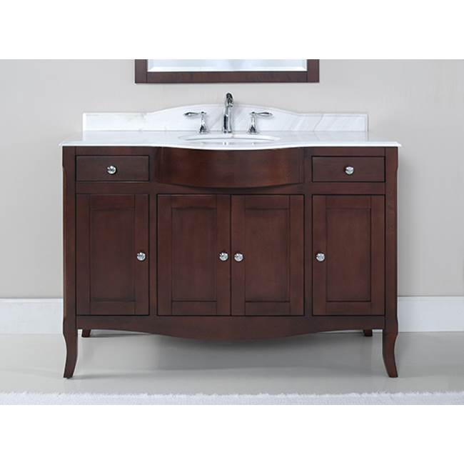 Tidal Bath Canada Vanity Combos With Countertops Vanity Sets item BELC-486100-AW