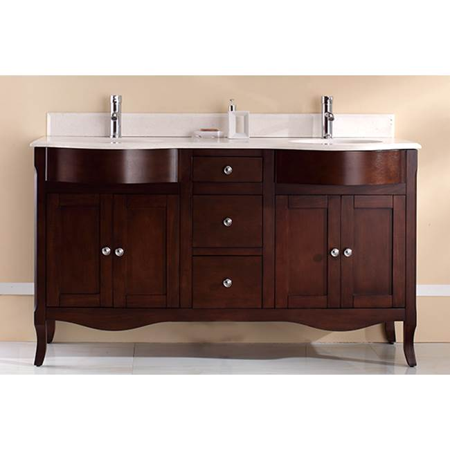 Tidal Bath Canada Vanity Combos With Countertops Vanity Sets item BELC-606000-AW