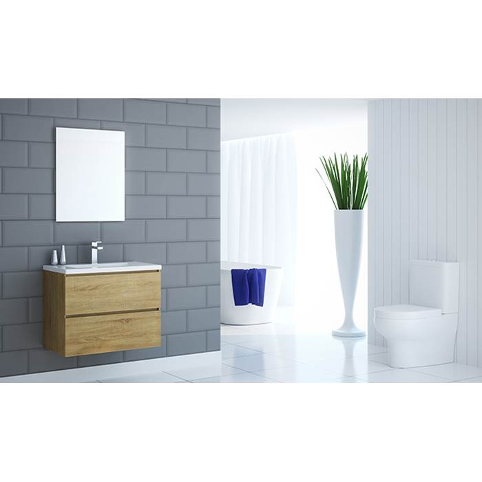 Tidal Bath Canada Vanity Combos With Mirrors Vanity Sets item I-307