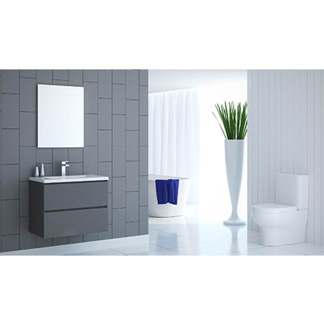 Tidal Bath Canada Vanity Combos With Mirrors Vanity Sets item I-308