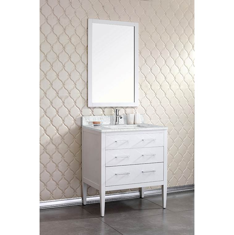 Tidal Bath Canada Vanity Combos With Countertops Vanity Sets item SYDC-313000-AW
