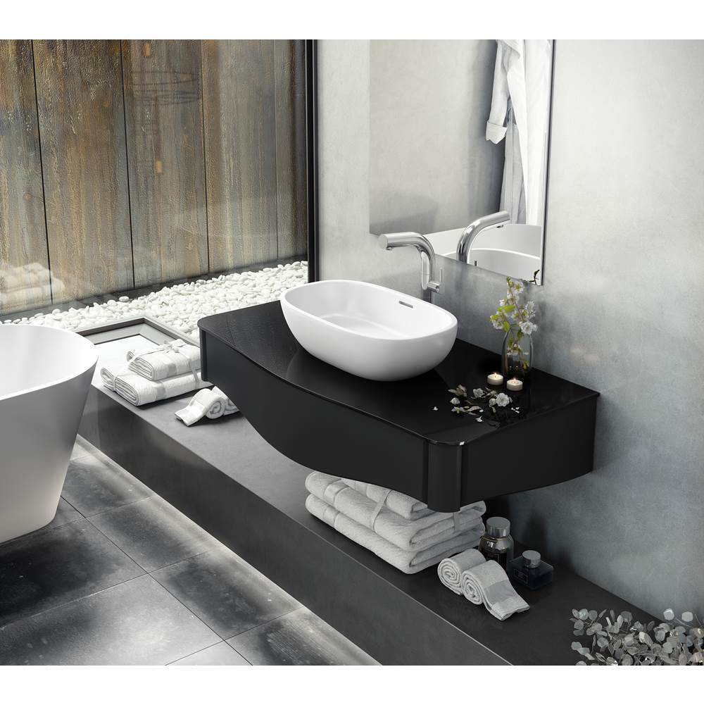 Victoria And Albert Vessel Bathroom Sinks item VB-BAR-55-IO