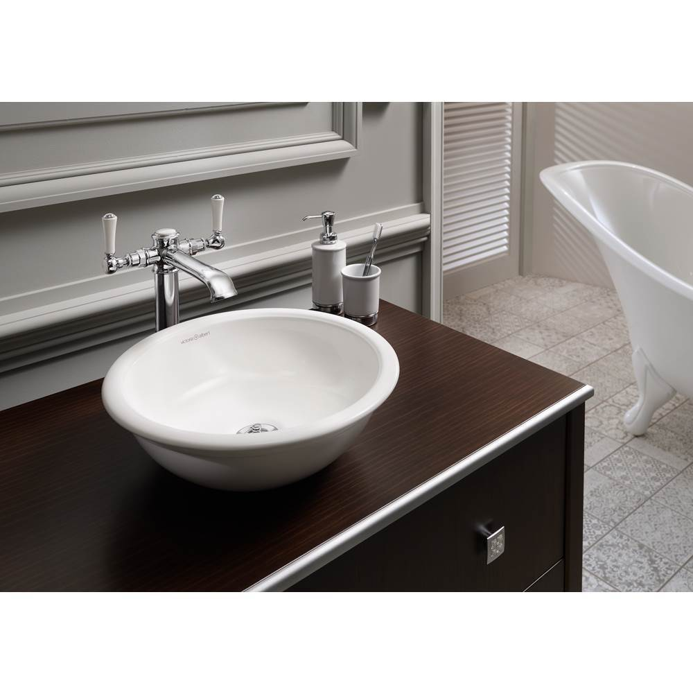 Victoria And Albert Vessel Bathroom Sinks item VB-DRA-40-NO