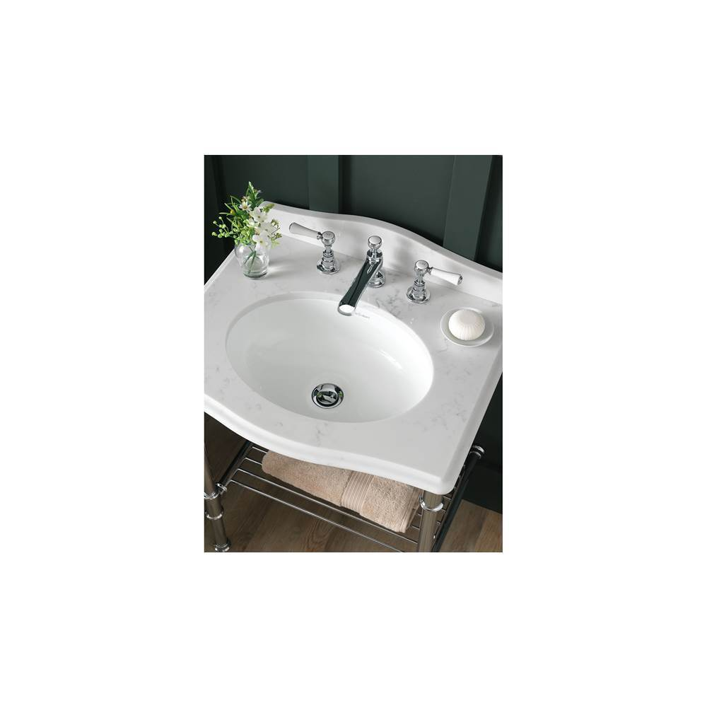 Victoria And Albert Drop In Bathroom Sinks item UB-KAA-46-IO