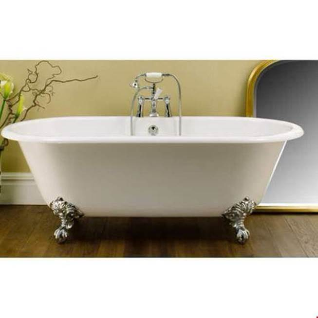 Victoria And Albert Free Standing Soaking Tubs item CHE-N-SW-OF + FT-CHE-BN