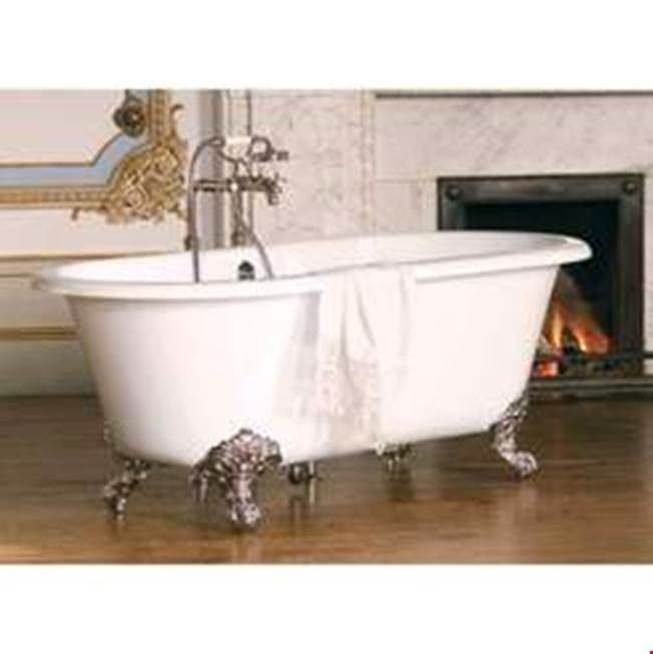 Victoria And Albert Free Standing Soaking Tubs item CHE-N-xx-OF + FT-CHE-PC