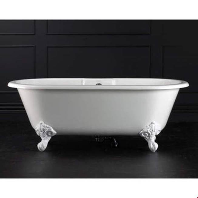 Victoria And Albert Free Standing Soaking Tubs item CHE-N-xx-OF + FT-CHE-WH