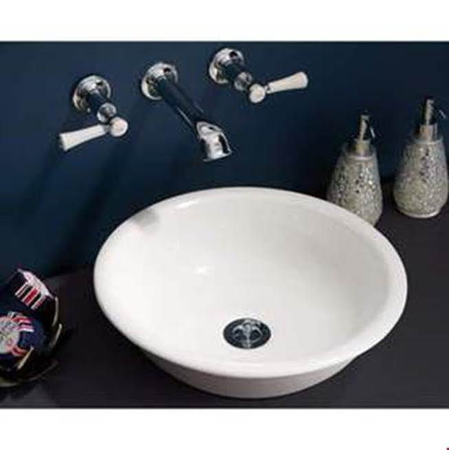 Victoria And Albert Vessel Bathroom Sinks item VB-DRA40-xx-NO