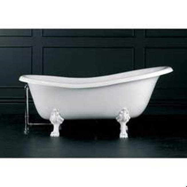 Victoria And Albert Free Standing Soaking Tubs item ROX-N-xx-OF + FT-ROX-PC