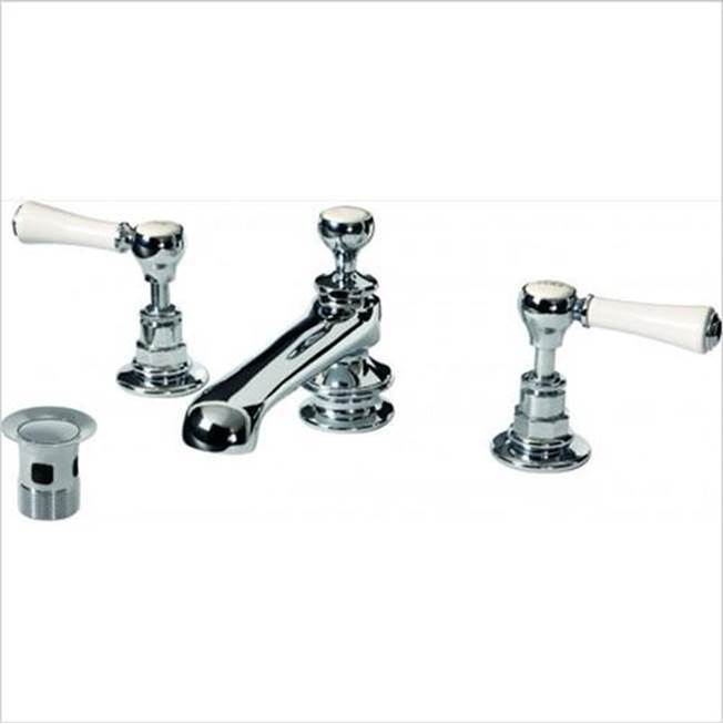 Victoria And Albert Widespread Bathroom Sink Faucets item STA-09-PN