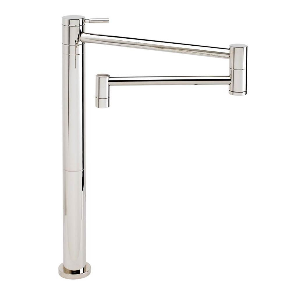 Waterstone Deck Mount Pot Filler Faucets item 3400 SB