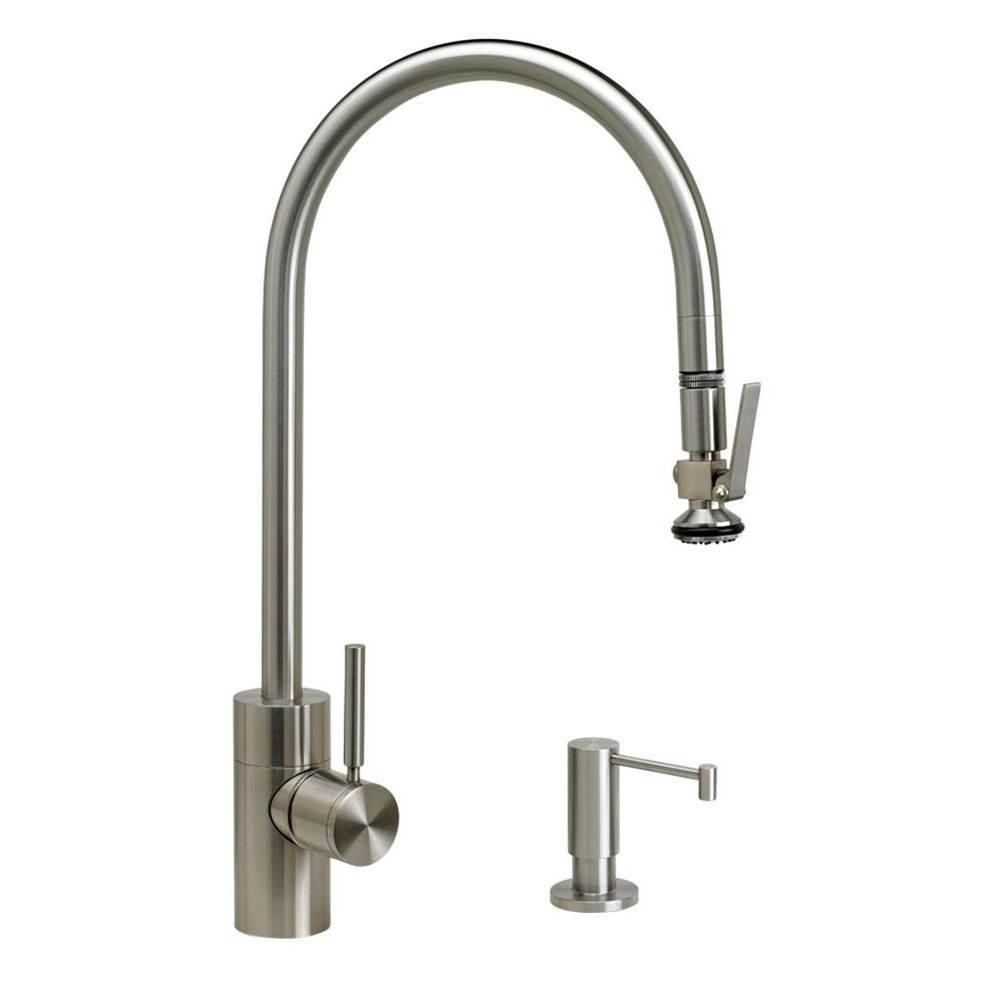 Waterstone Retractable Faucets Kitchen Faucets item 5700-2 AP