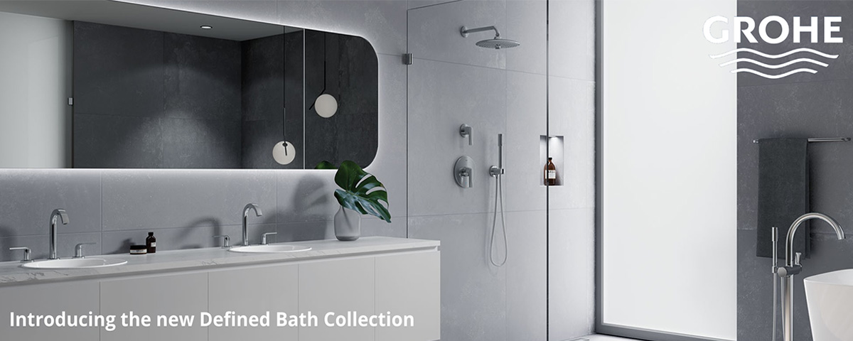 Defined Bath Collection